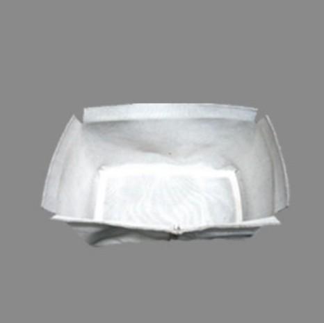 Elemento filtrante tecido